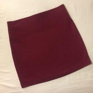 BCBGeneration Bodycon Mini Skirt